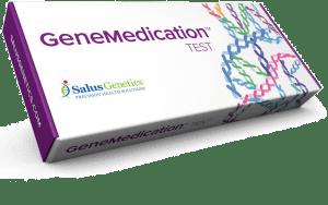 Salus Genetics - Innovate client