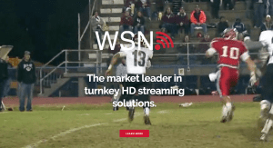 WSN Streaming - Innovate Mississippi client