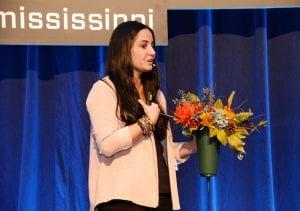 Kristen Allen, Mississippi New Venture Challenge