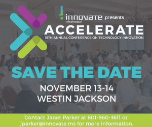 Accelerate - Innovate Mississippi