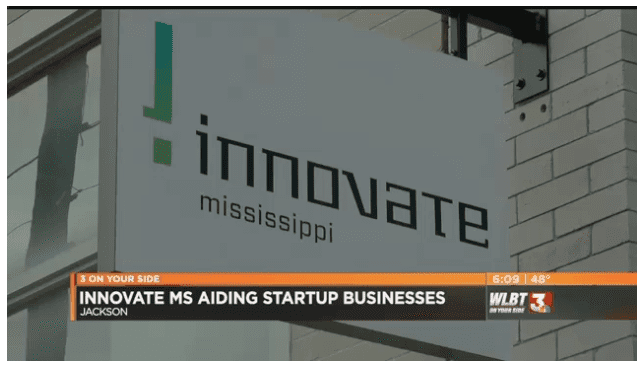 WLBT Covers Innovate Mississippi's Mission and Coding Academies' Needs