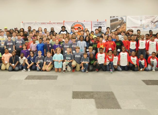 Mississippi Robotics 2018 Annual Statewide Competition • Innovate  Mississippi