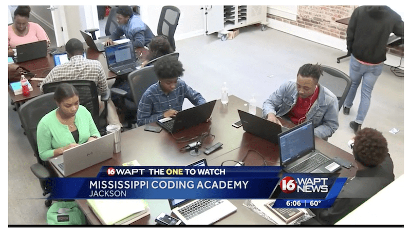 Mississippi Coding Academies Graduate Two Classes in Jackson, Golden Triangle