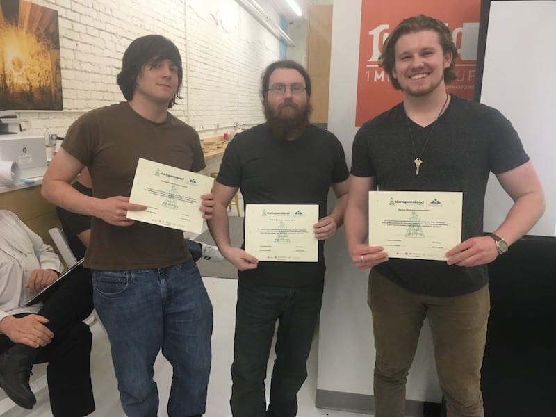 Rhizio - Startup Weekend Jackson 2018 Honorable Mention