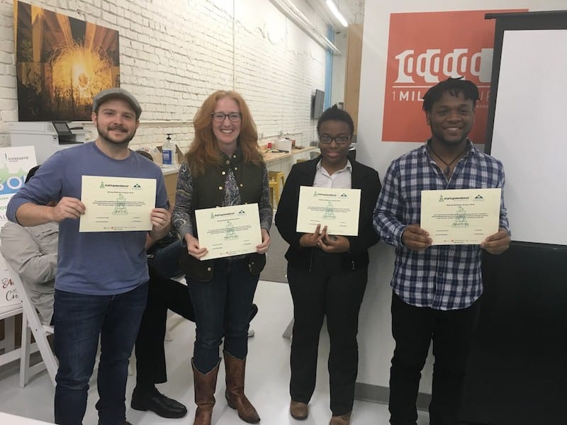 Sole Child - Second Place Startup Weekend Jackson 2018