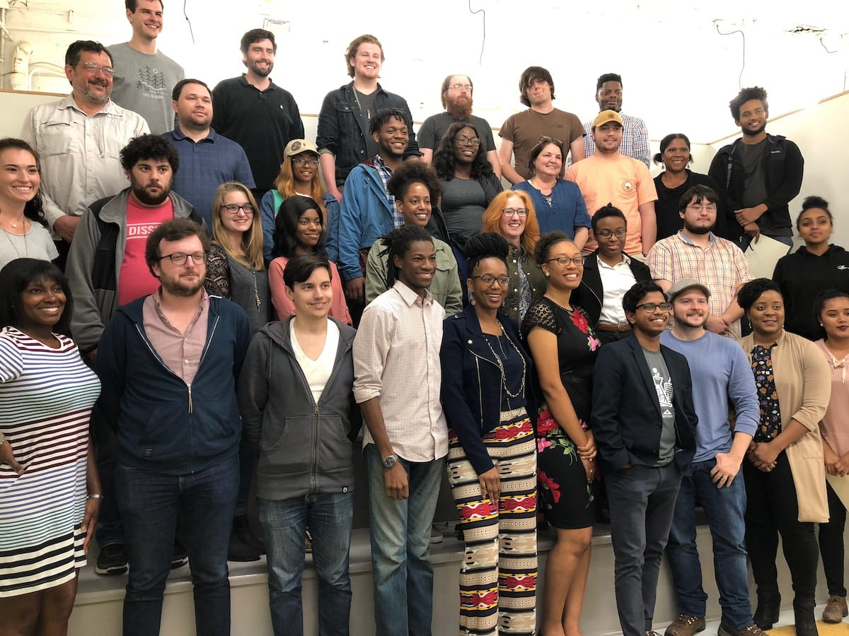 Nine Teams Pitch, GiveCherry Takes Top Honor at Startup Weekend Jackson 2018