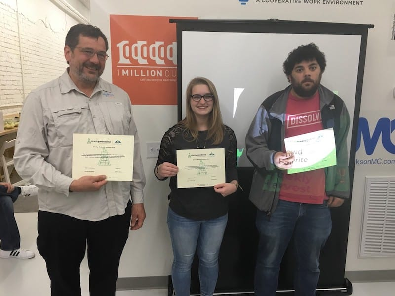 Vibra Muse - Third Place Startup Weekend Jackson 2018