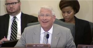 Mike Forster, Chairman of Innovate Mississippi, Testifies at Senator Wicker's Hearing