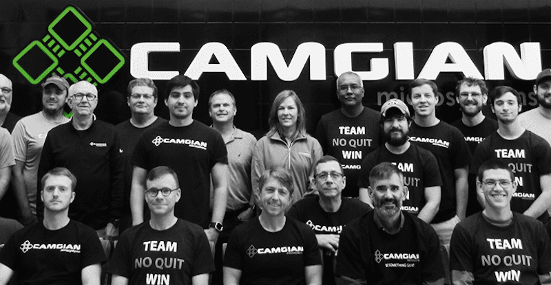 Camgian Named Company of the Year in Industrial IoT