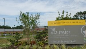 Hattiesburg American Touts 'The Accelerator' At USM