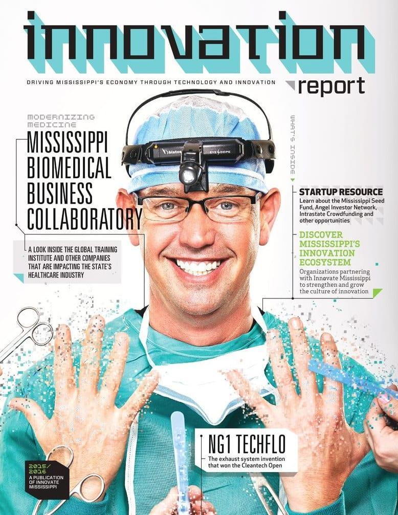 2015-16 Innovation Report
