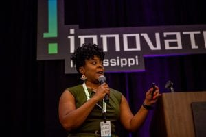 Nashlie Sephus - Conference on Technology Innovation - Innovate Mississippi