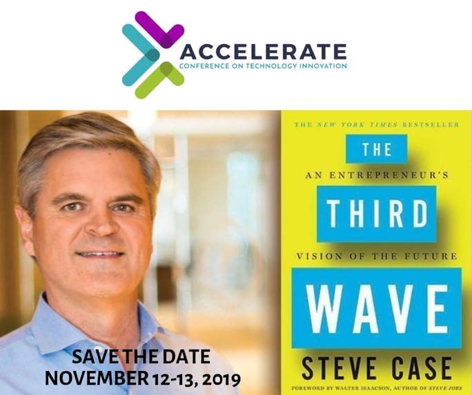 Save the Date - Steve Case - Accelerate Conference