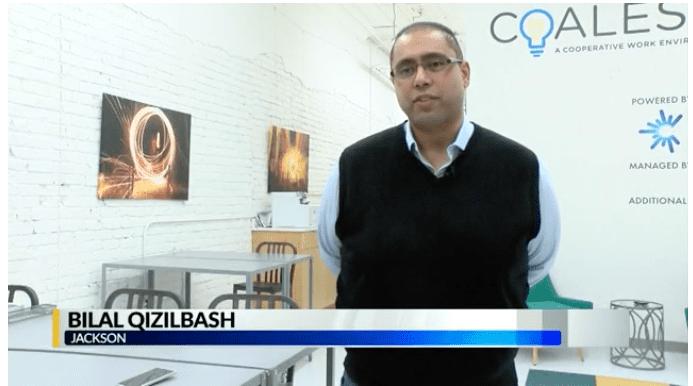 EasyKale CEO Bilal Qizilbash