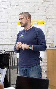 Grant Carlisle - Startup Weekend Jackson 2019 - Innovate Mississippi