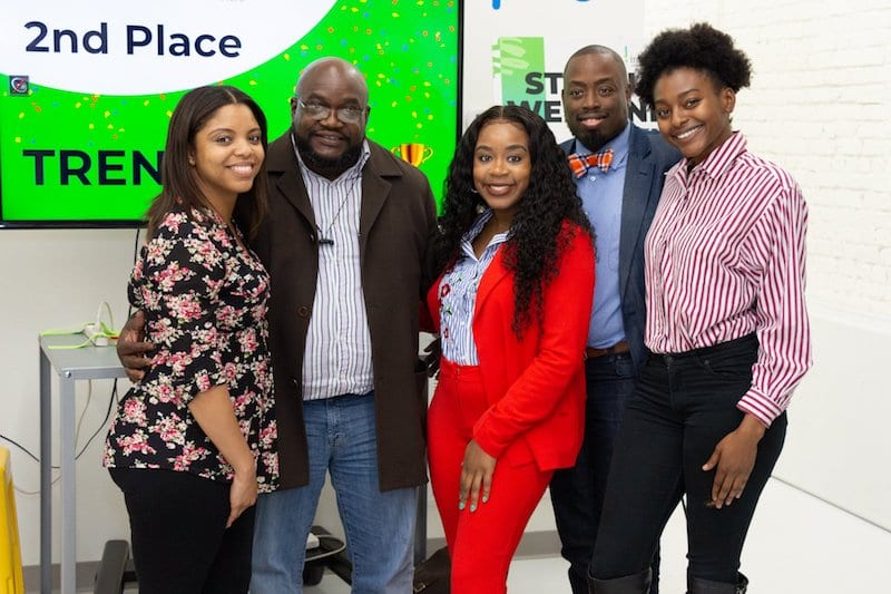 Trendy Tots - Second Place - Startup Weekend Jackson 2019 - Innovate Mississippi