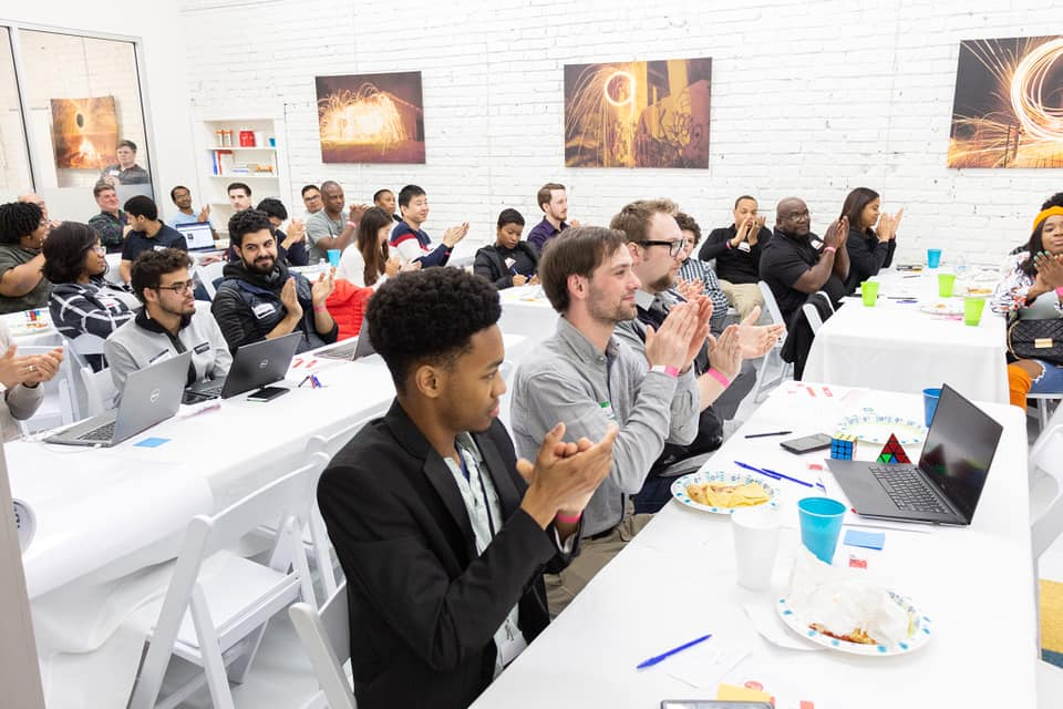 Startup Weekend Jackson: Building a Business in 54 Hours