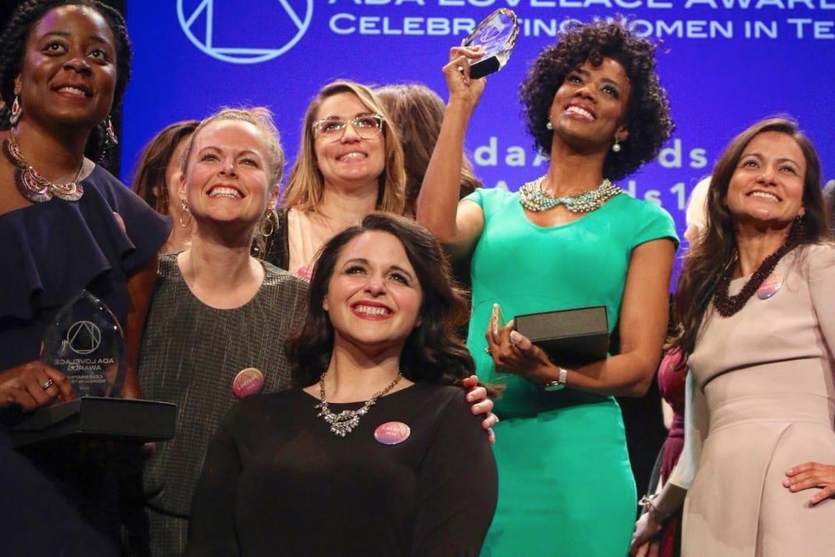 Dr. Nashlie Sephus and Dr. Julie Cwikla Honored at Ada Lovelace Awards