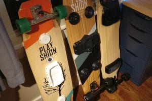 EM-Boards: Engineering a New Way to 'Longboard'