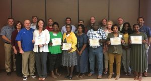 Entergy-sponsored ACT Workforce 'Boot Camps' Ready Counties for Growth Participants seek certification as ACT Work Ready communities