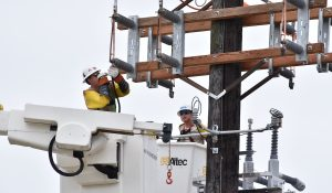 Entergy Mississippi Installs New Equipment to Minimize Outages