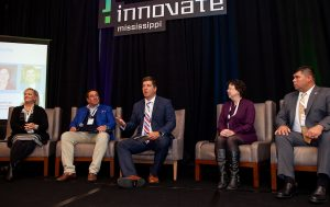 Cybersecurity Panel - Accelerate 2019 - Innovate Mississippi
