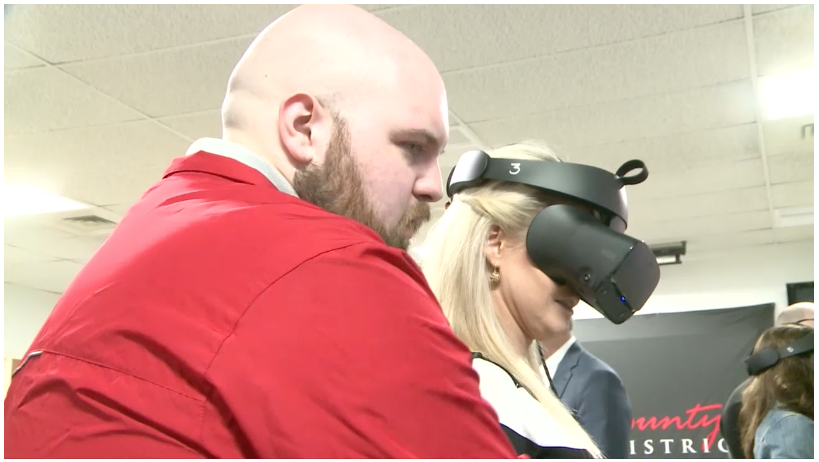 WYMT: Lobaki Expands into Kentucky with New VR Academy