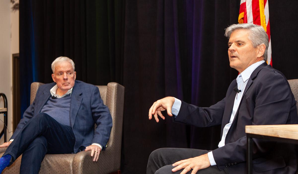 Jon Pritchett: Steve Case Offered 'Sage Advice' at Innovate Mississippi Conference