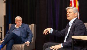 Steve Case and Jim Barksdale - Accelerate 2019 - Innovate Mississippi