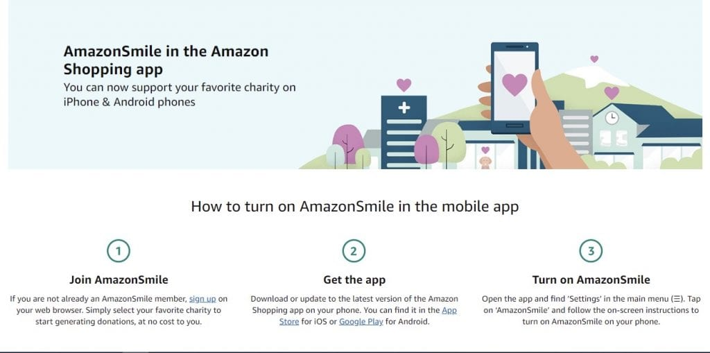 Amazon Smile Details - Innovate Mississippi