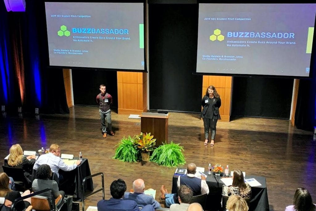 Buzzbassador Pitch Competition - Innovate Mississippi