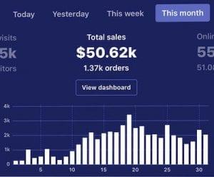 Rocketing Systems - $50k Fashion Retail Sales - Innovate Mississippi