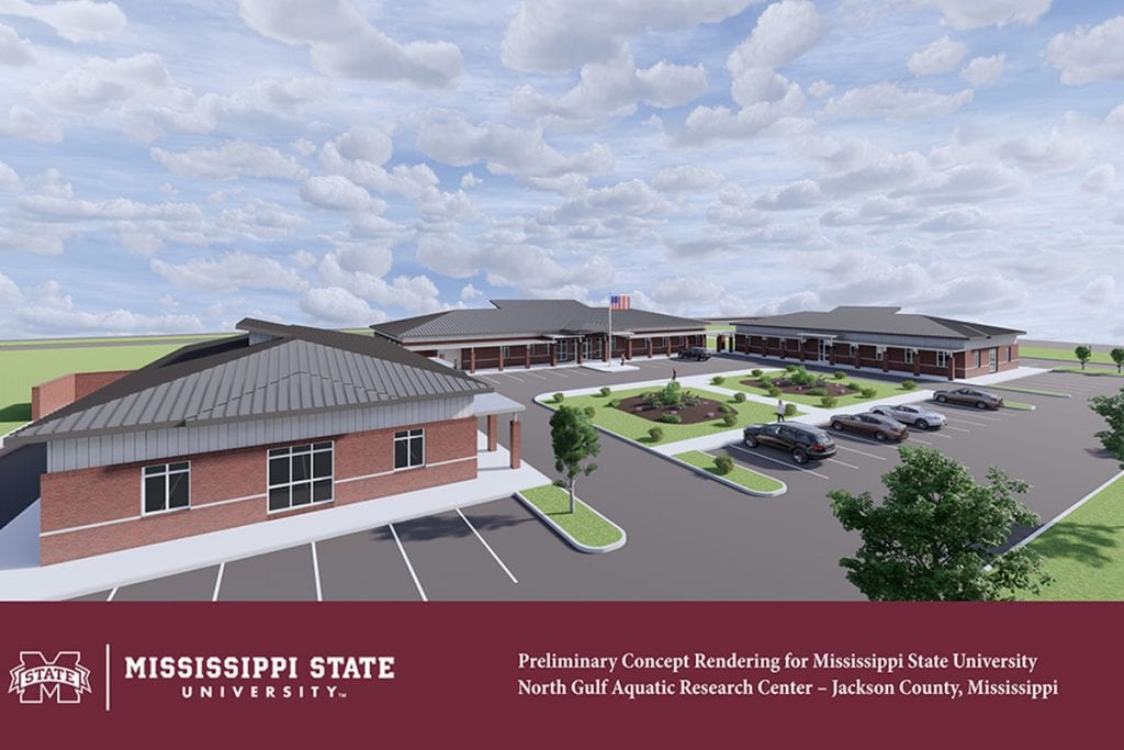 New MSU Gulf Aquatic Food Research Center Approved for Coast