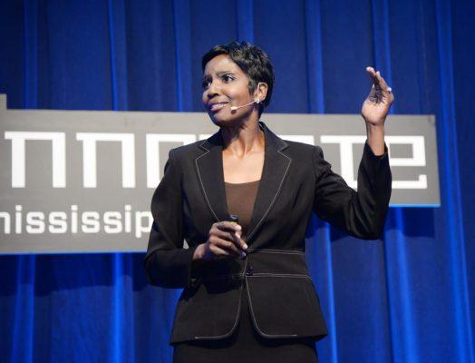 Dr. Shonda Allen from Jackson State University - Conference on Technology Innovation