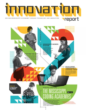Innovation Report 2018 - Innovate Mississippi