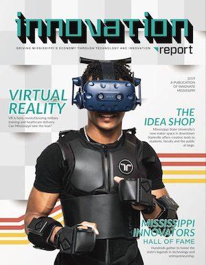 Innovation Report 2019 cover - Innovate Mississippi
