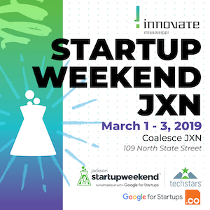 Startup Weekend 2019 - Innovate Mississippi